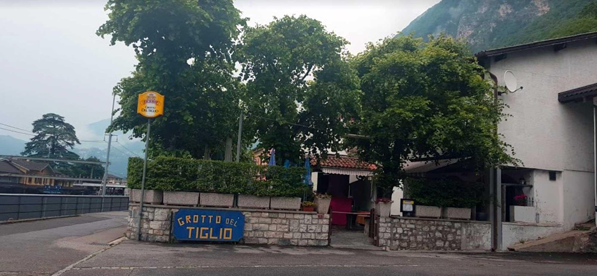 Grotto San Martino Mendrisio